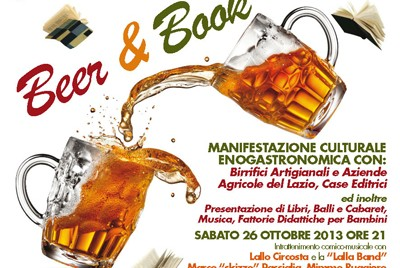 Beer & Book a Testaccio