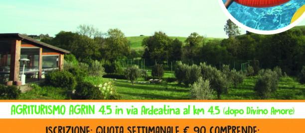 La Fattoria va… in vacanza <br /> Tornano i centri estivi a tutta natura!